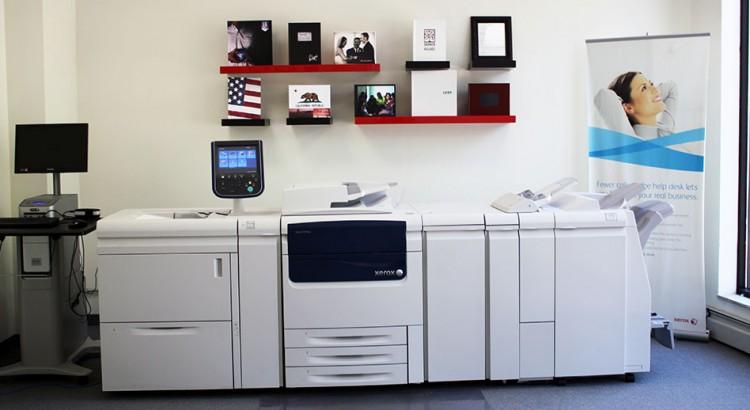 Xerox Print Setup