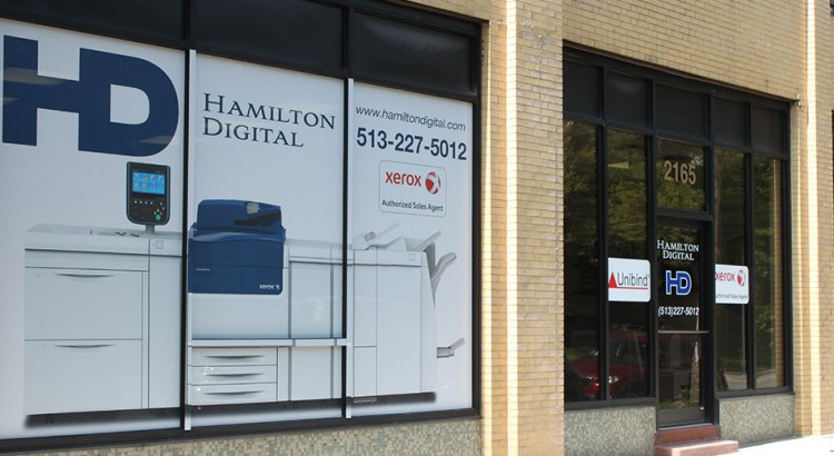 Hamilton Digital Building
